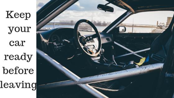 keep your car ready