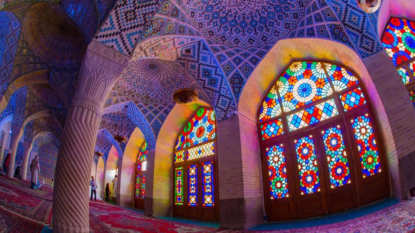 The sites (as well as the food) make a visit to Iran really special