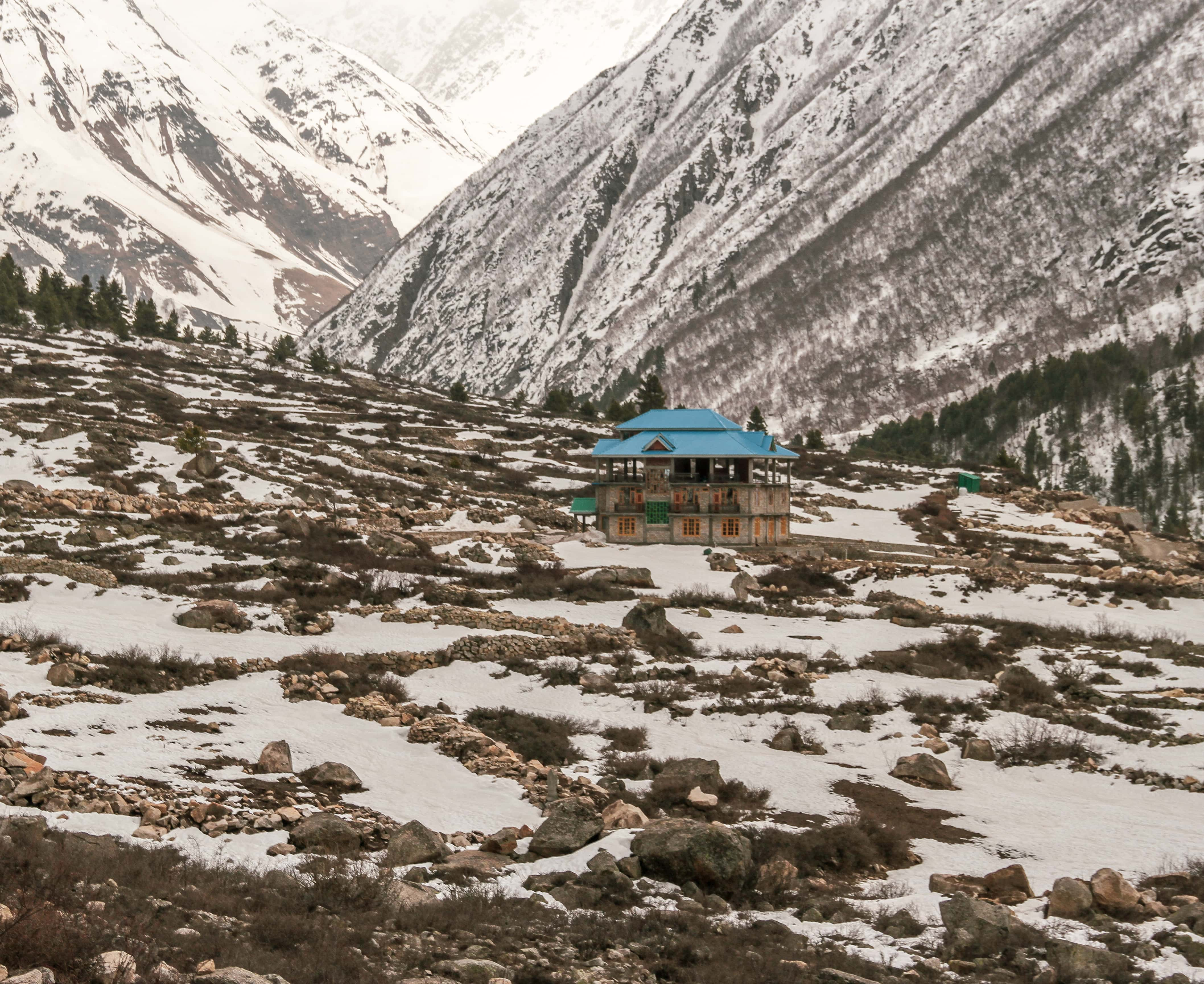Best season to visit Chitkul
