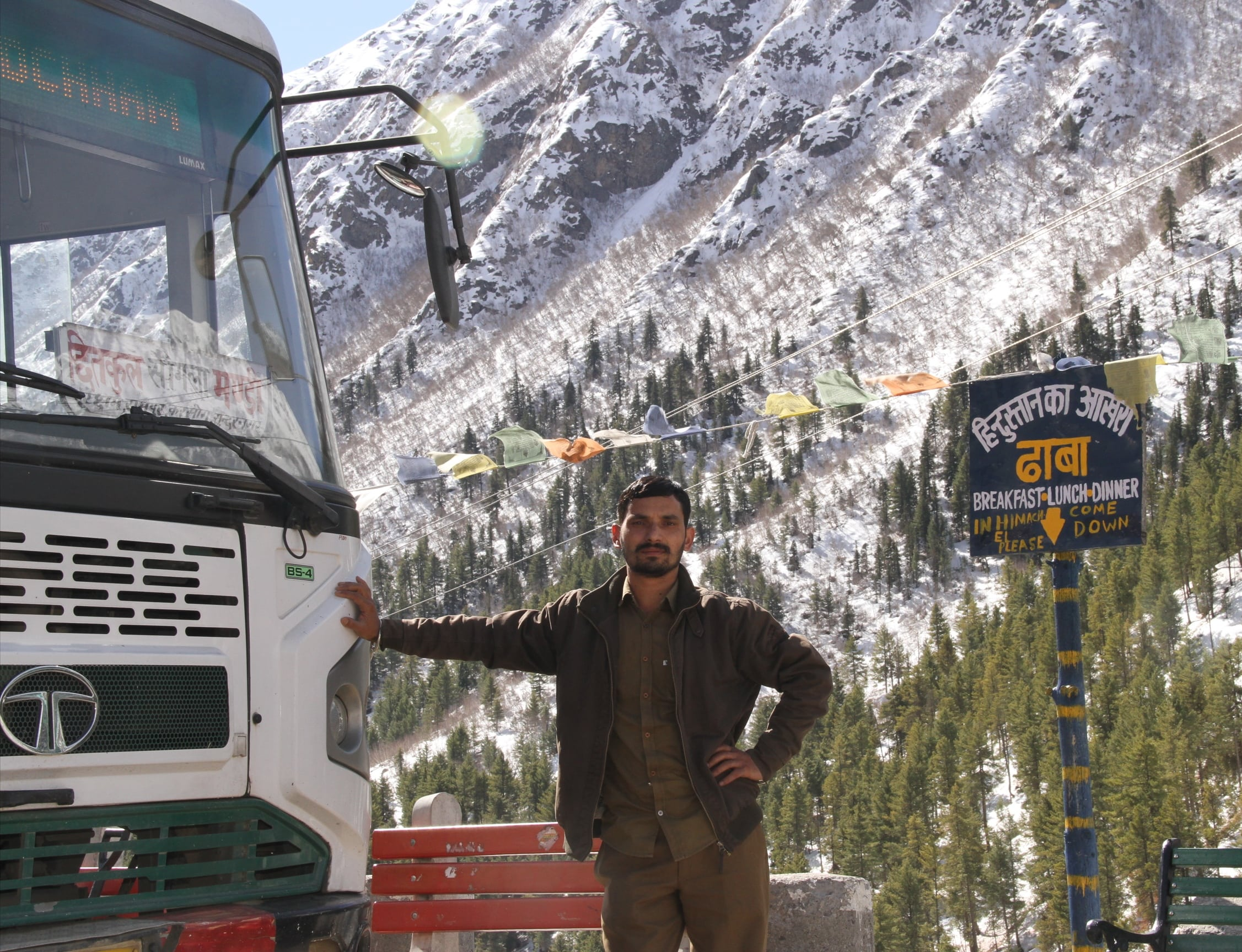 Buses from Chitkul Bus stand