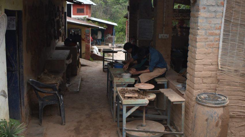 Andretta Pottery and Craft Society